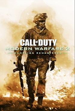 Call of Duty Modern Warfare 2 Campaign Remastered Механики