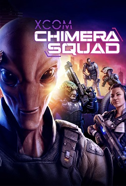 XCOM Chimera Squad Механики