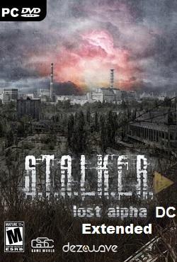 Stalker Lost Alpha DC Extended
