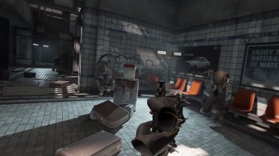 Half-Life Alyx без VR Шлема