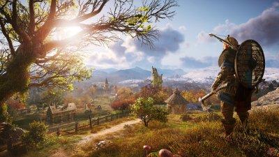 Assassin's Creed Valhalla Механики