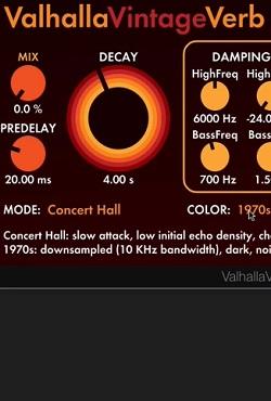 Valhalla Vintage Verb VST