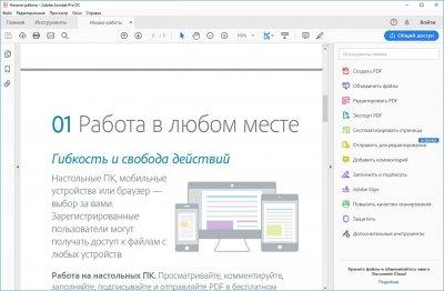 Adobe Acrobat Pro DC 2020