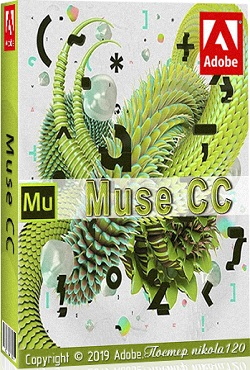 Adobe Muse CC 2019